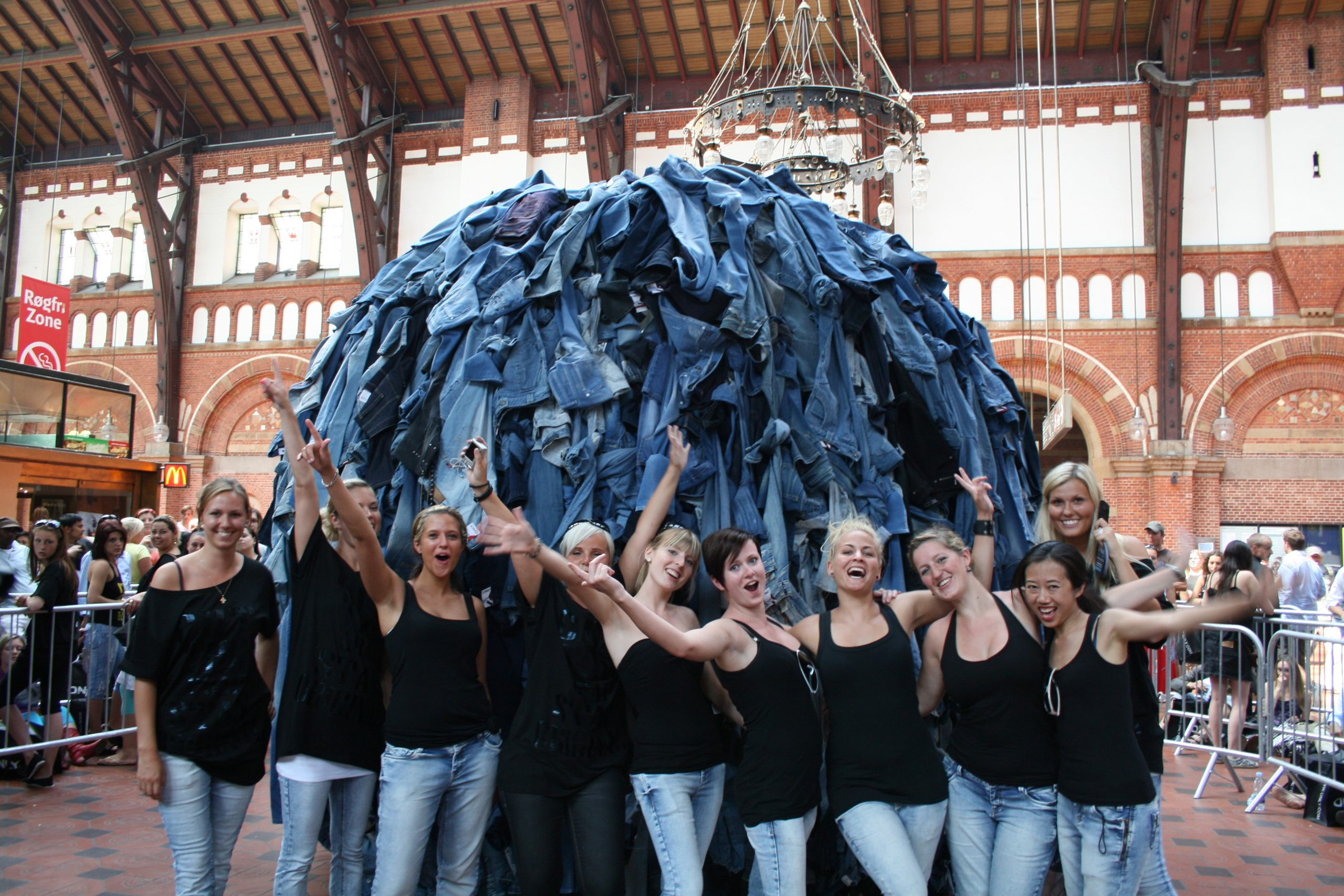 The Jeans Ball