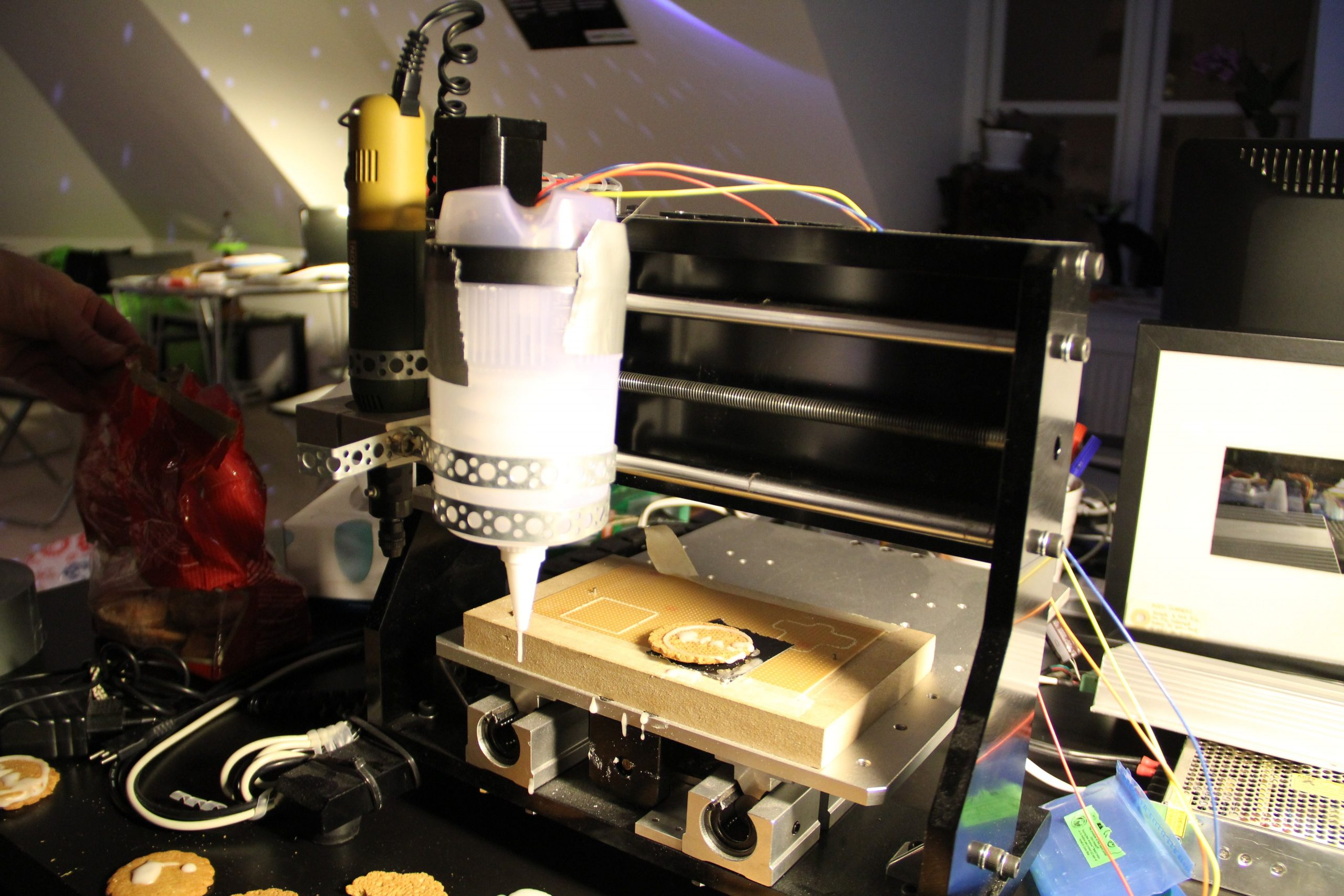 CNC Froster